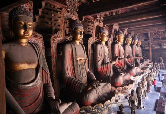 Thousand Buddhas Hall Grotto