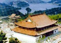 Jinhua Lanyin Mountain