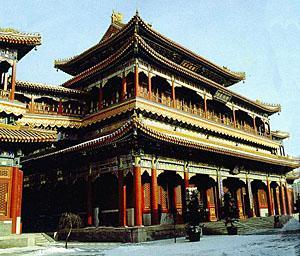 Wushi Nanmu Hall