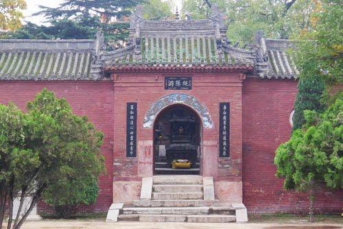 Lvzu Temple