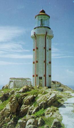 Jinmujiao Cape