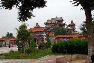 Bell Drum Tower of Gaizhou