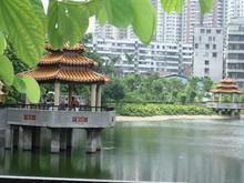 Zhongshan Park of Lianzhou