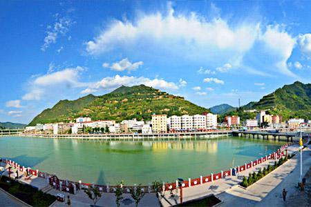 Qingling Mountains of Shangluo