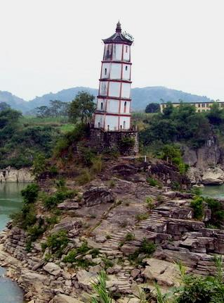 Leaning Tower of Chongzuo