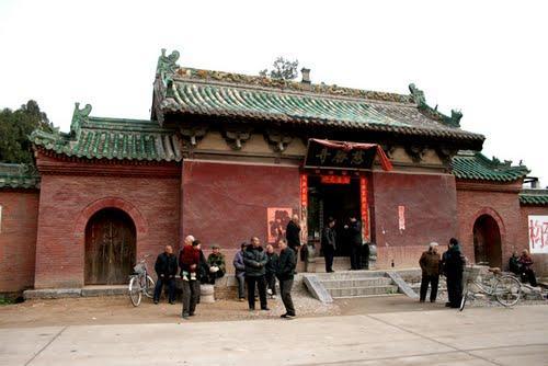 Cisheng Temple