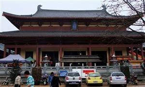 Guangxi Nanshan Temple