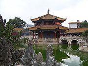 Shengan Temple