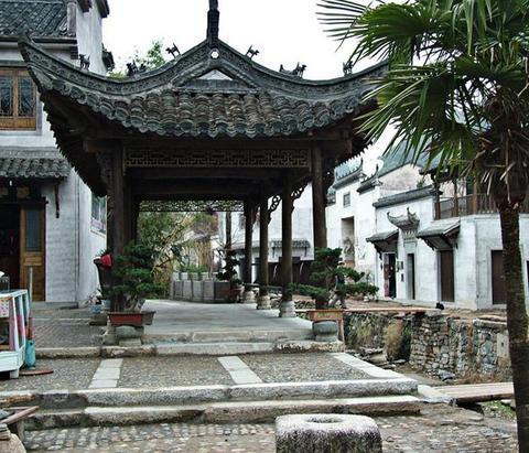 Ancestral Hall of Hou Village