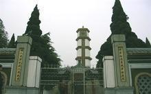 Liu Ting's Tomb