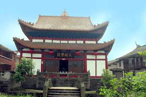 内江东林寺