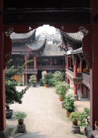 Huanhou Ancestral Hall