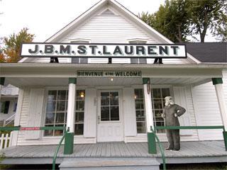 Lieu historique national Louis-S.-St-Laurent