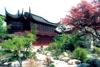 Chinese National Grand View Garden