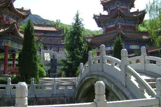 Qinglian Mountain Park