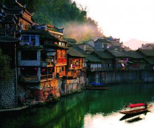 Baxian Lake