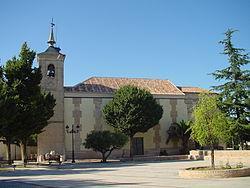 San Andreas Apostol Church