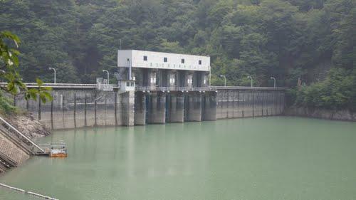 Sarutani Dam