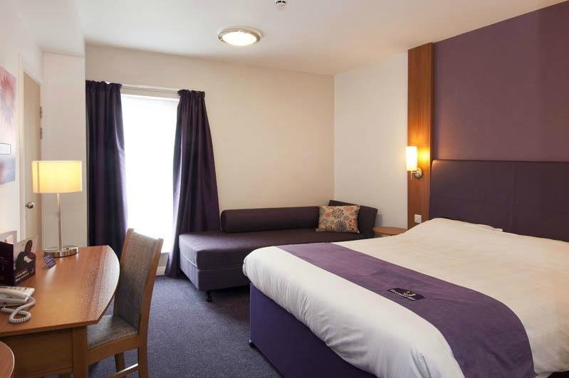 Premier Inn Ipswich Town Centre (Quayside) Hotel