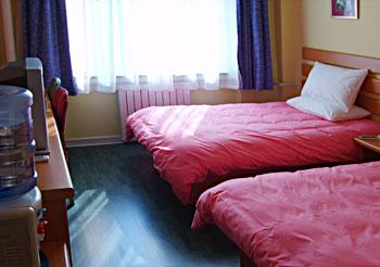 Home Inn Lanzhou Xigu West Road