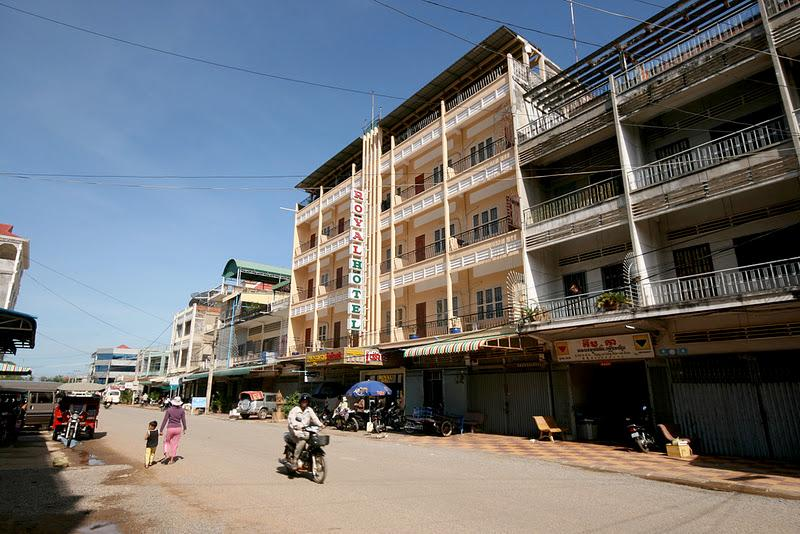 The Battambang Botanical Village