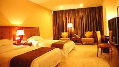 ジャティエン インターナショナル ホテル ピンディンシャン(平頂山佳田国際大酒店)