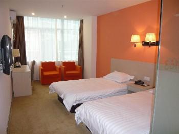 Motel 168 Changzhou Wanda Plaza