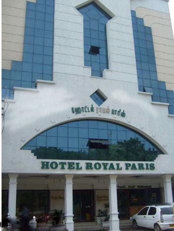 Royal Paris Hotel