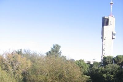 Jardín Botánico del Monte Scopus