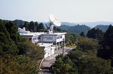 Katsuura Tracking and Communication Station