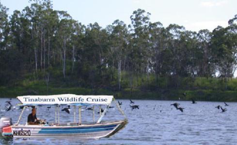 Tinaburra Wildlife Sunset Cruise
