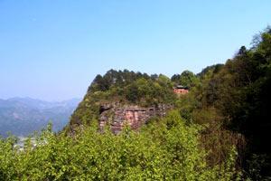 Qiyunshan Carved Stone