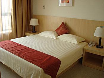 Meiluo Business Hotel Wuhan Huanlegu