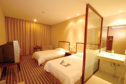 Zhongzhou Business Hotel Zhengzhou Dongfeng Road