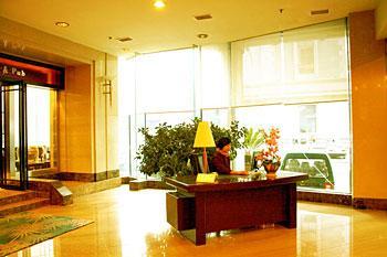 7 Days Inn Dalian Gangwan Square Station Port