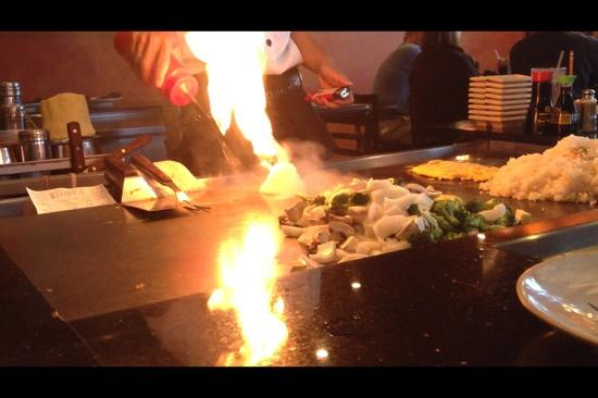 Kansai Japanese Steakhouse