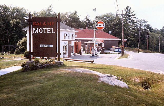 Bala-Hy Motel