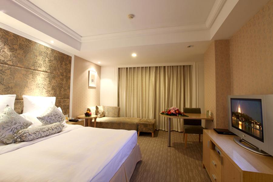 Zhujiajian New District Business Hotel