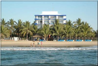 Hotel Barra de Potosi