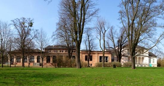 Gesellschaftshaus am Klosterbergegarten