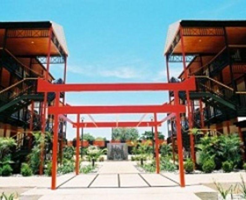 Shiba Lane Apartments
