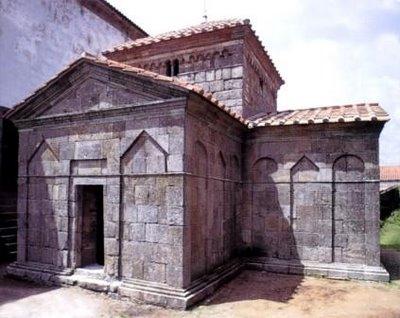 Capela de São Frutuoso de Montélios