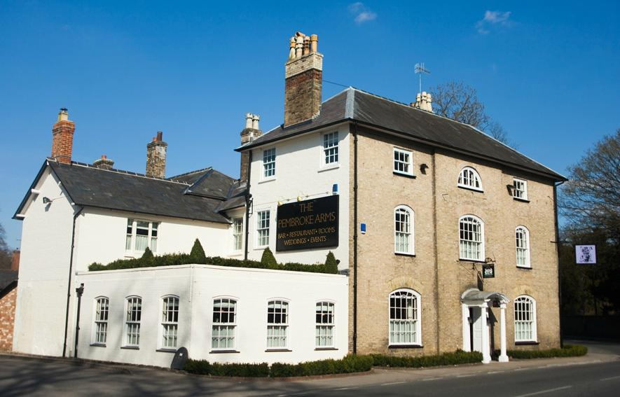 The Pembroke Arms Hotel