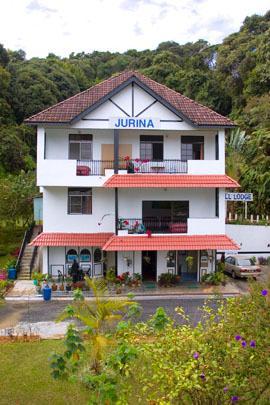 Jurina Hill Lodge