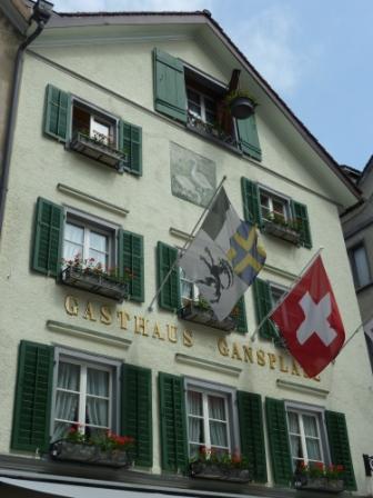 Gasthaus Gansplatz