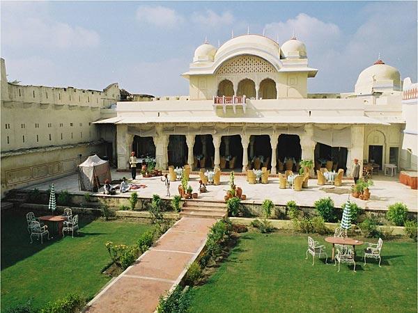 Hotel Bhadrawati Palace