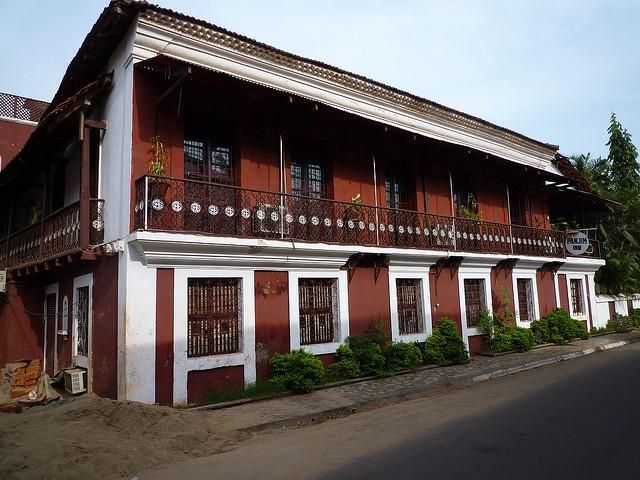 Fontainhas Inn