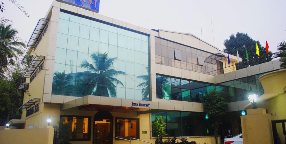 Hotel Jeena Residency