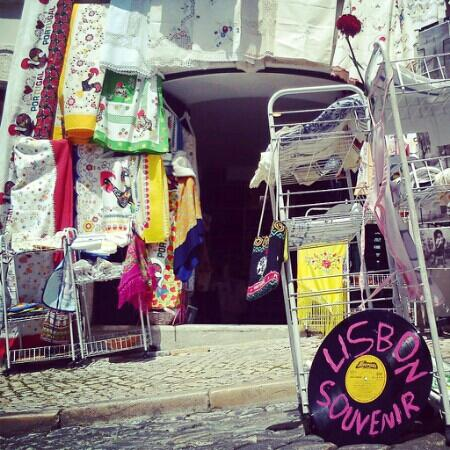 Lisbon Souvenir - Handicrafts, etc.
