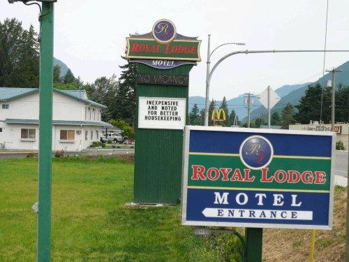 로얄 로지 모텔